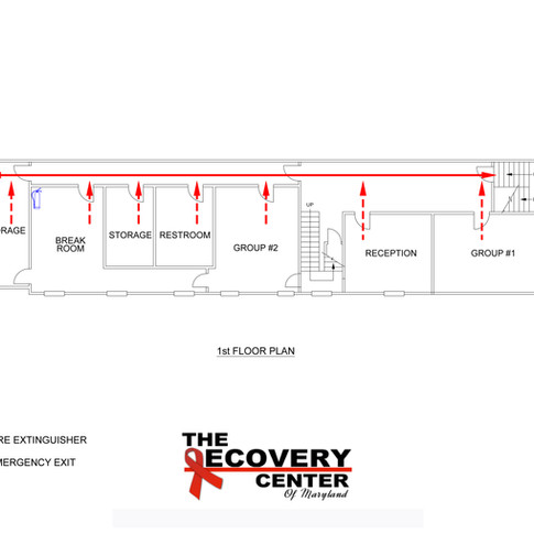 Building Evacuation Plan- DDC