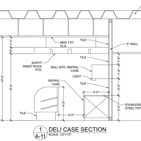 Deli Section Detail