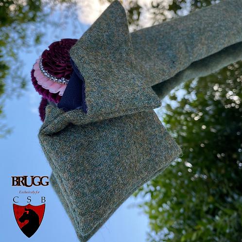 BRUGG Tweed Waterproof Browband Cover