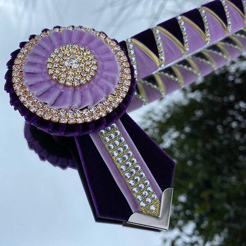 The Violet Browband
