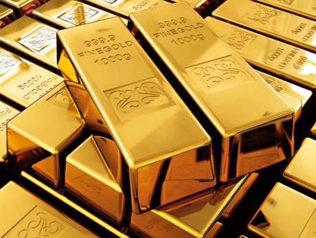 VAT charges removed on gold at wholesale level