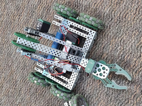 Vex Robots in Use