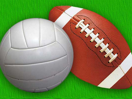 Fall Sports Schedules for 2021 are on the Website