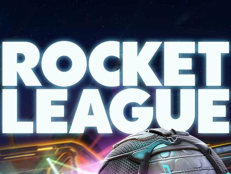 Esports team battles Deuel in Rocket League