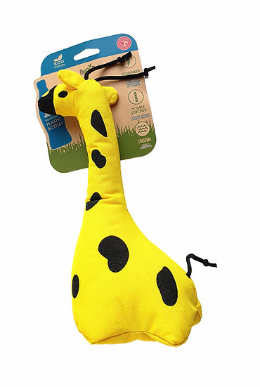 Beco Upcycled Cuddly Giraffe Toy