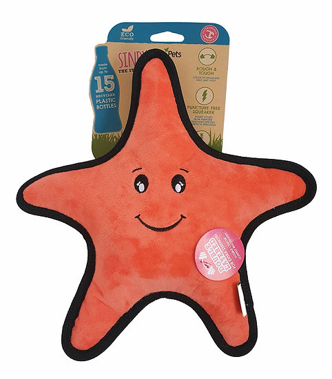Beco Recycled Tough Starfish Toy