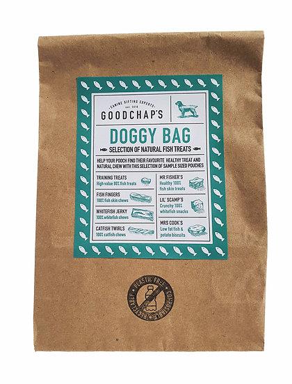 Doggy Bag Treat Gift Set