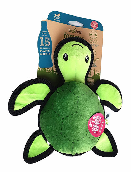 Beco Recycled Tough Turtle Toy