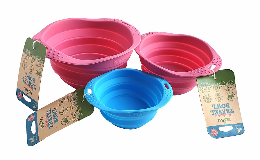 Beco Sustainable Collapsible Travel Bowl
