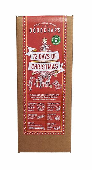 Goodchap's 12 Days of Christmas