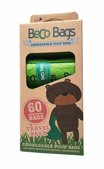 Beco Unscented Biodegradable Poo Bags