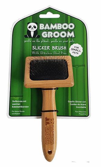 Bamboo Slicker Dog Brush