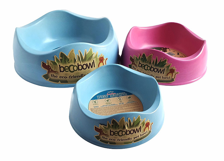 Beco Sustainable Bamboo Food Bowl