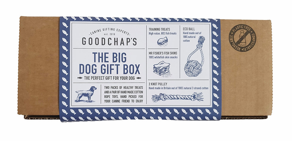 The Big Dog Gift Box