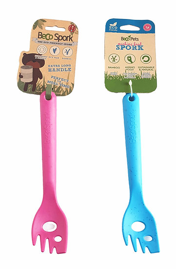 Beco Sustainable Bamboo Spork