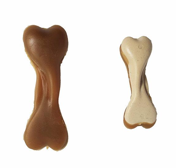Vegetarian Peanut Butter Bone Treat