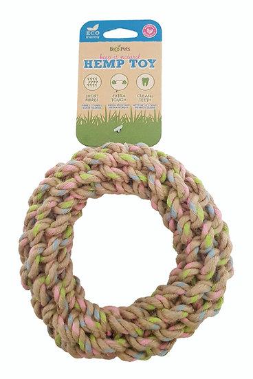 Beco Hemp Ring Toy