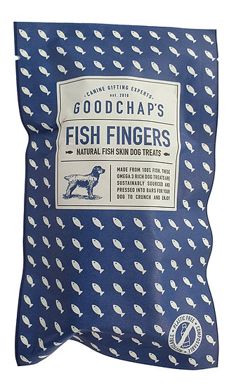 Goodchap's Fish Fingers Dog Treats
