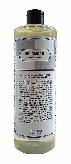 Vegan Sea Salt Dog Shampoo - 500ml