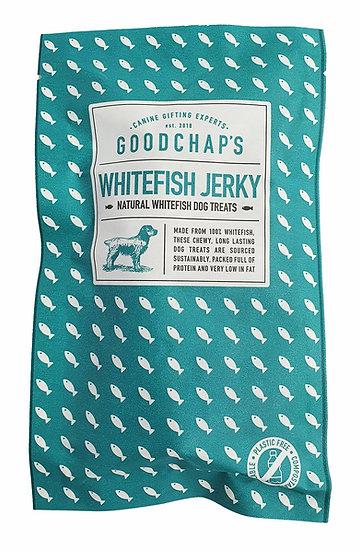 Goodchap's White Fish Jerky Dog Treats