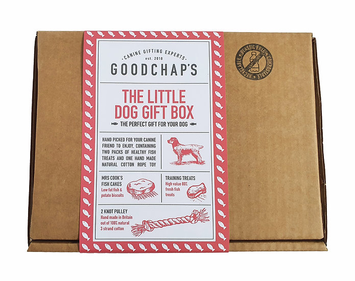 The Little Dog Gift Box