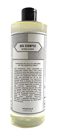 Vegan Lavender Dog Shampoo - 500ml