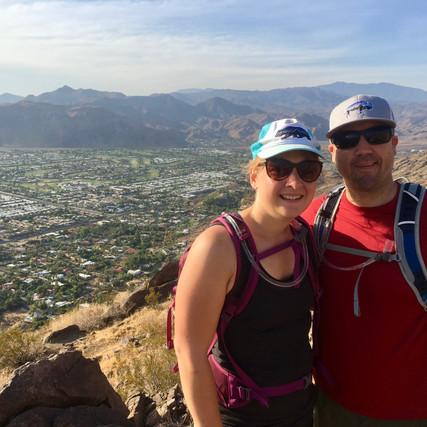 Anna & Kyle Sunrise Hike