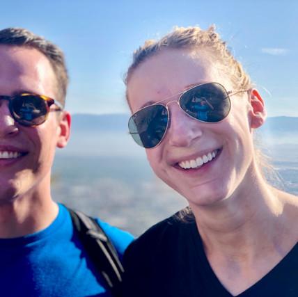 Ian & Lacy's Honeymoon Hike