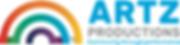 Artz Logo horizontal with strapline copy