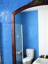 שיפוץ בית פרטי לציירת
