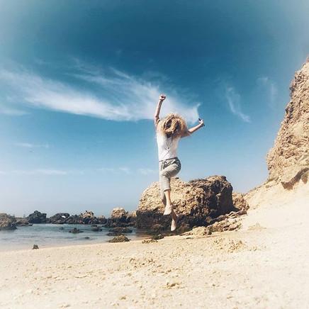 להשתחרר, לקפוץ, לשמוח, לטרוף את החיים!