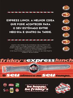 +Express Lunch - TGI Fridays