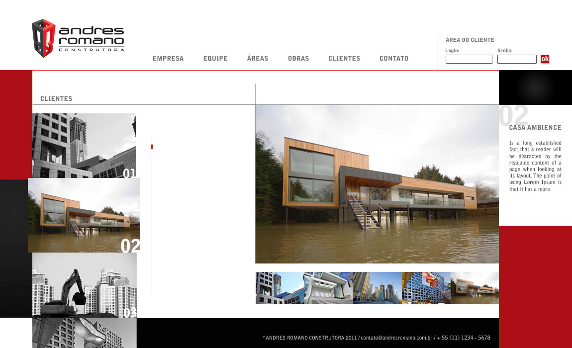 +Website - Andres Romano