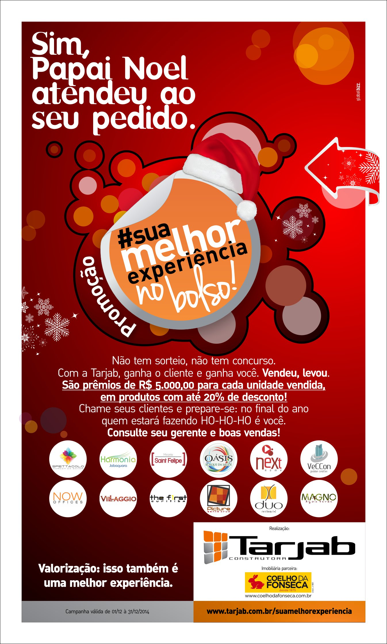 +Promoção Natal - Tarjab