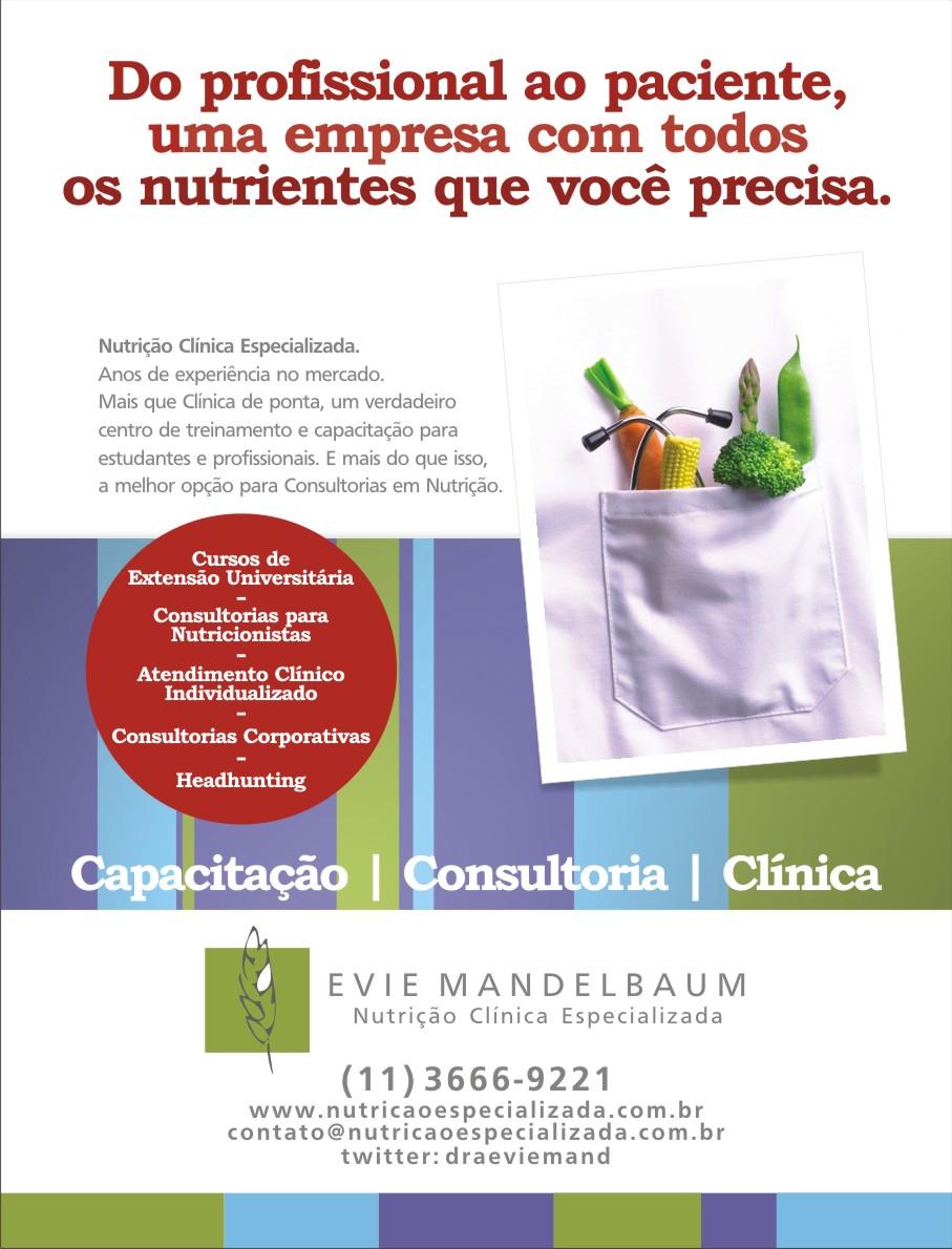 +Institucional - Clínica de Nutrição