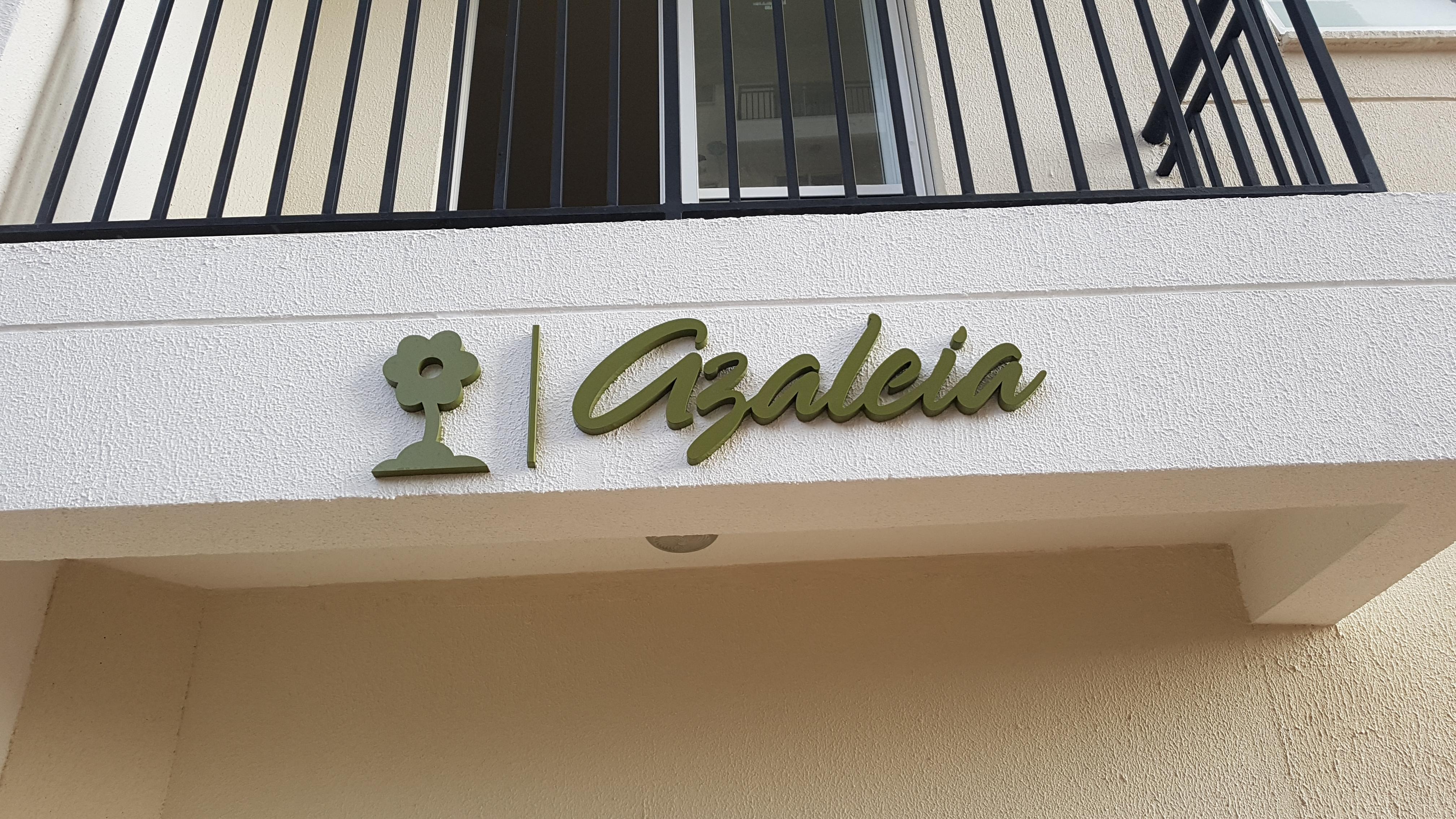 +Sinalização - Campestre Garden