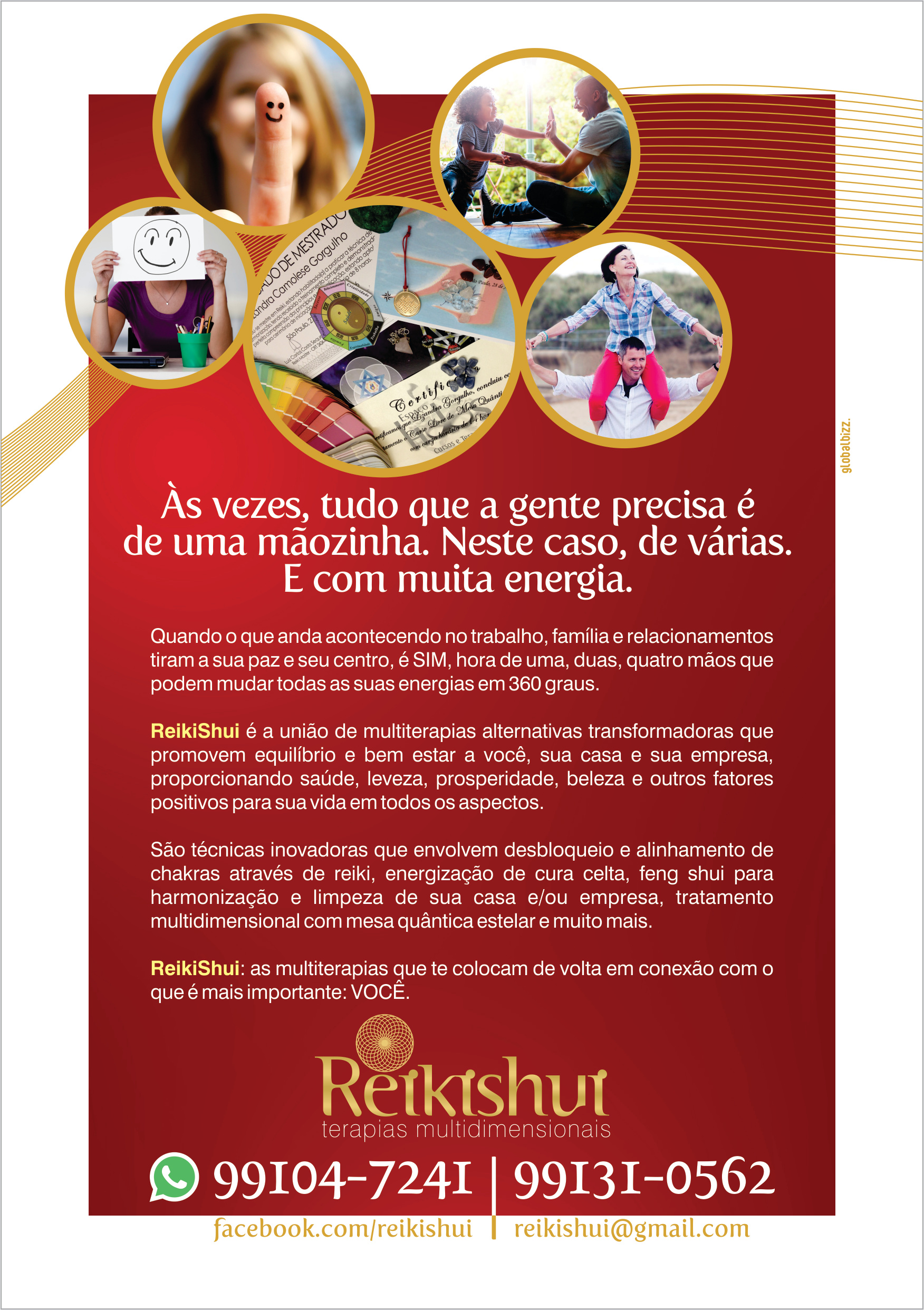 +E-mail marketing - Reikishui
