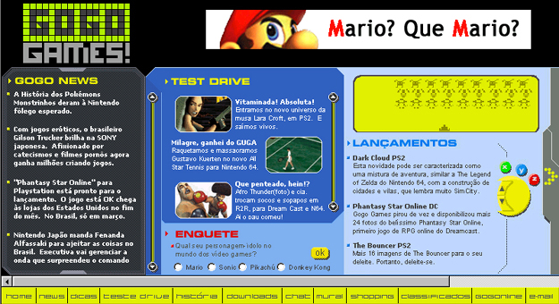 +Website - GogoGames