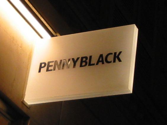 +Luminoso - PennyBlack