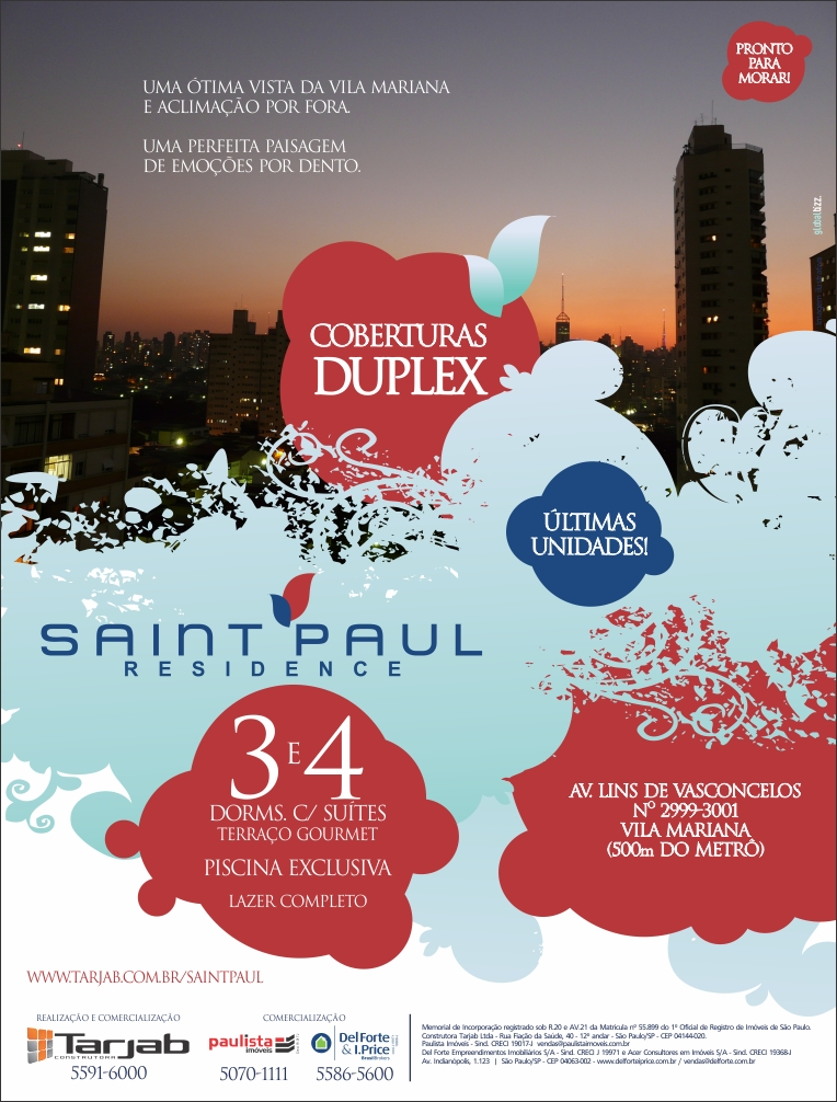 +Campanha Digital - Saint Paul