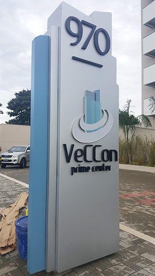 +Totem - Veccon Prime Center