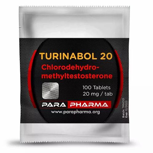 Turinabol 20