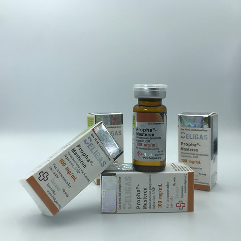 Drostanolone Propionate (Masteron Propionate) 100mg