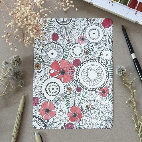 Mandalas - flowers.