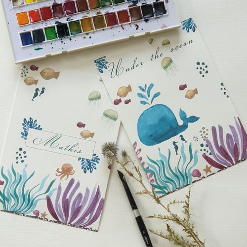 Sous l'océan_