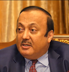 E.S. Dr. Ahmed Abdullah bin Saeed Al Mat