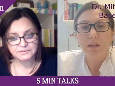Dr. Mihaela Sava: In acest moment, nu exista o definitie clara a ce inseamna vindecat