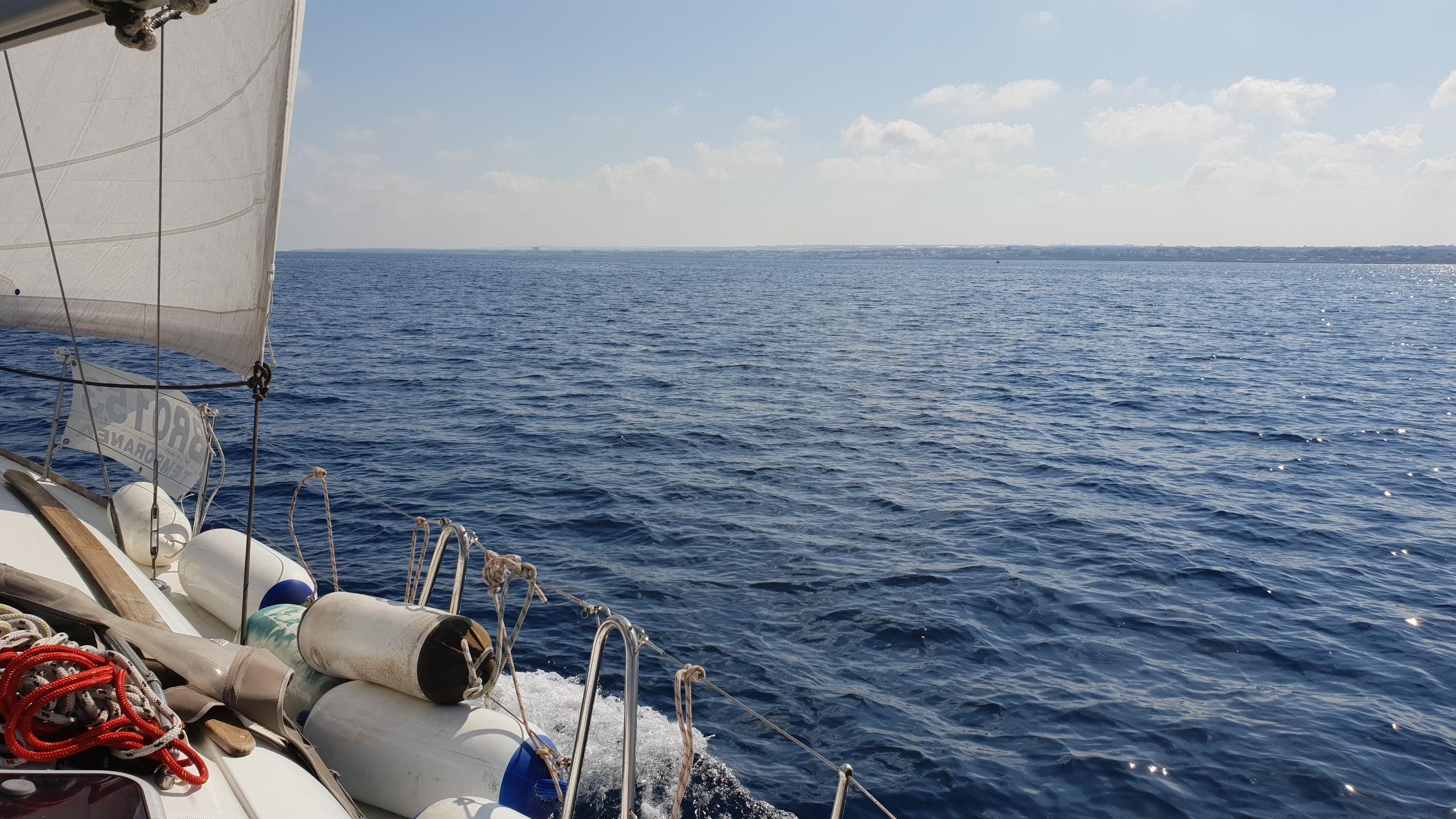 Trasferimento imbarcazione