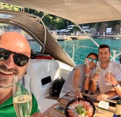 Consegna Sun Odyssey 349 Portofino 5