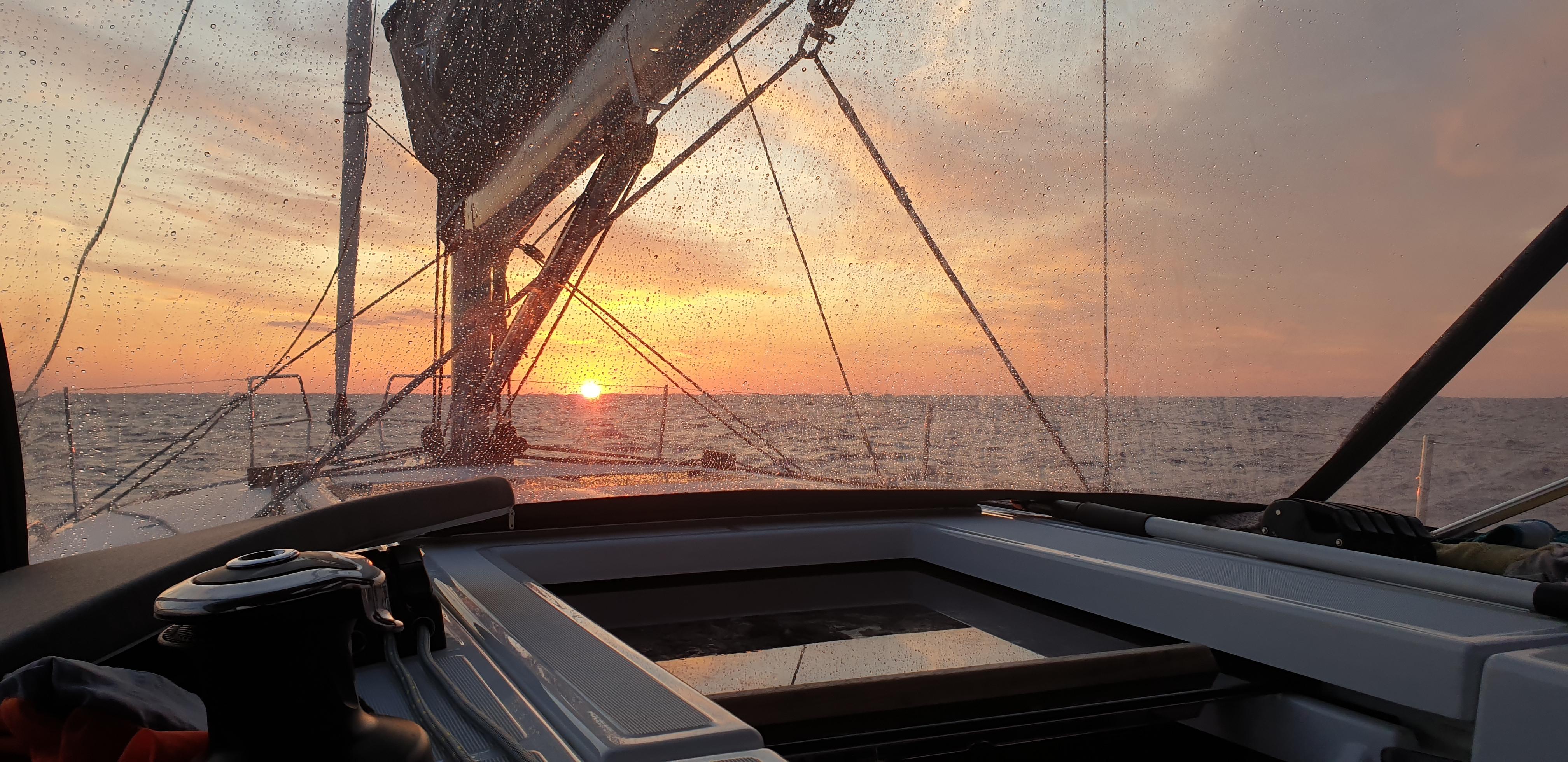 Consegna Sun Odyssey 440